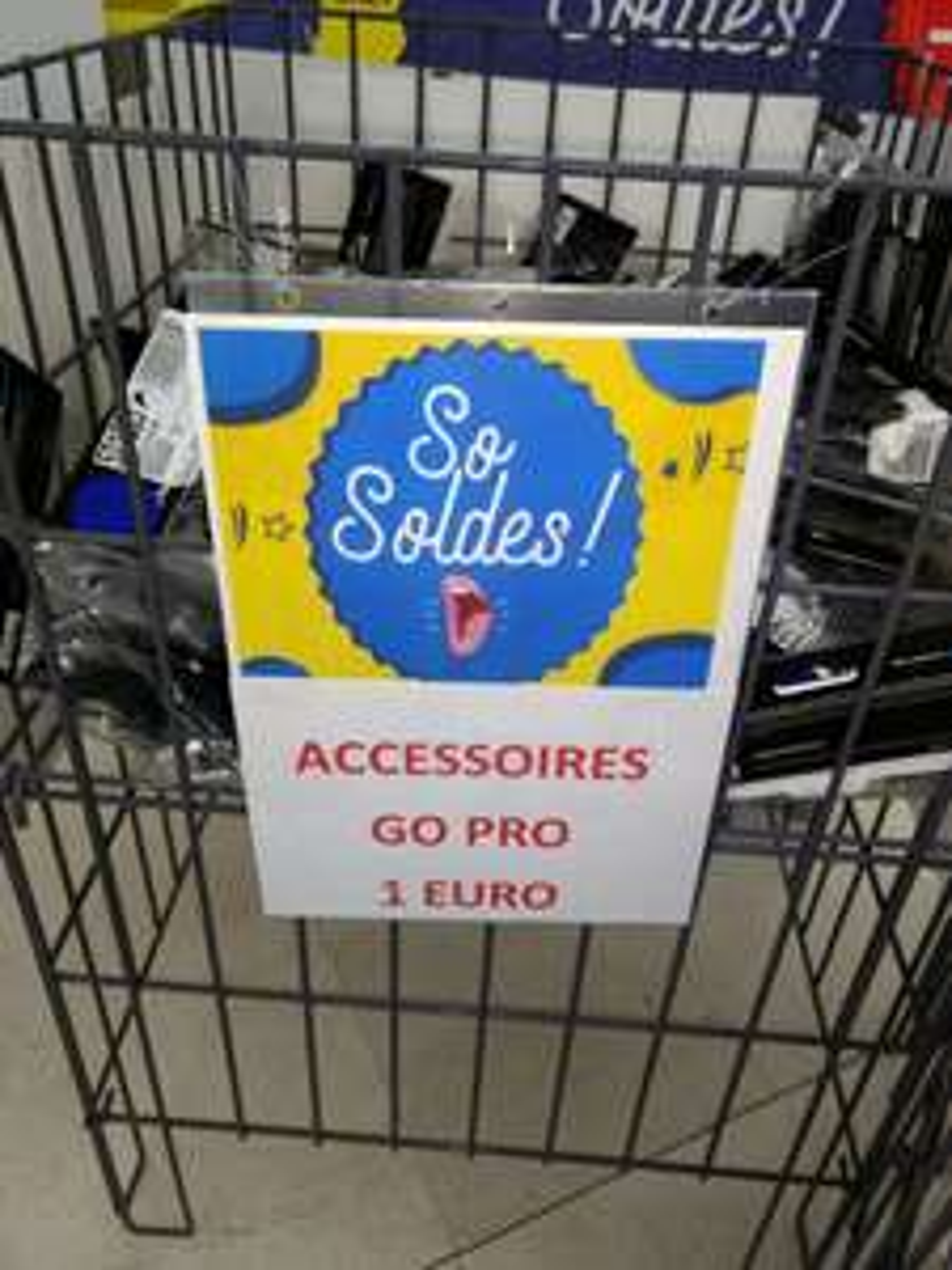 Accessoires GoPro officiel en promotion - EX : Harnais Poitrine -  Conforama Gonfreville L'Orcher (76)