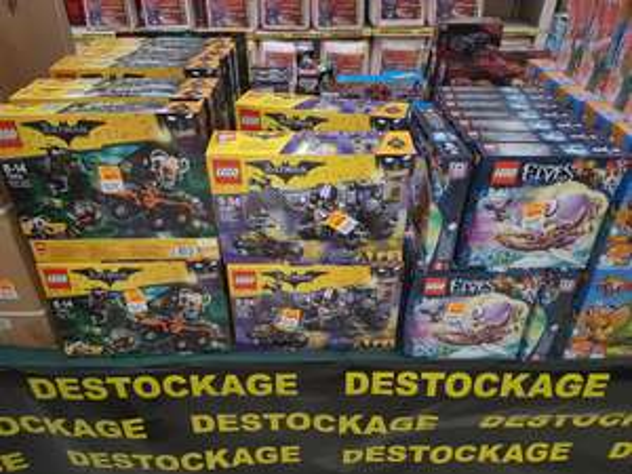 Sélection coffrets Lego Batman en promotion - Ex : Bane toxic truck attack - Grande Synthe (59)