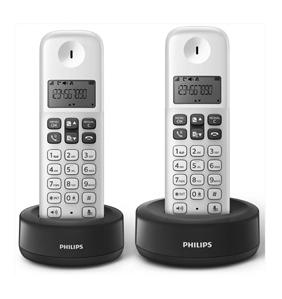 Téléphones fixes Philips D1312 duo