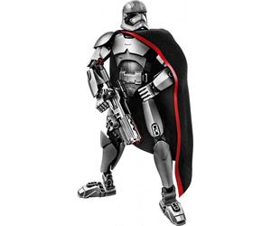 Jouet Lego Star Wars - Captaine Phasma (75118)