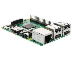 Mini-PC Raspberry Pi 3 (modèle B) - ARM Cortex-A53, 1 Go de RAM (version chinoise)