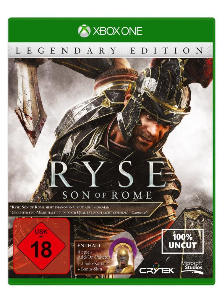 Ryse: Son Of Rome Edition Légendaire sur XBOX One