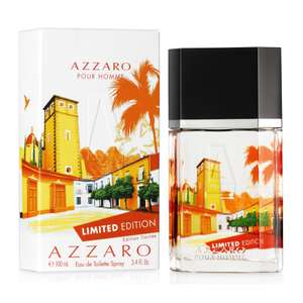 Eau de Toilette Azzaro Pour Homme Limited Edition 100ml
