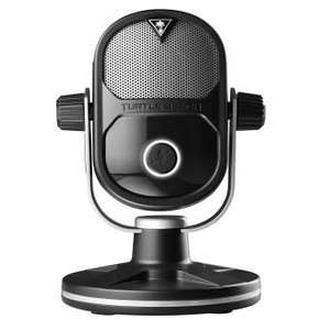 Microphone Turtle beach - Noir