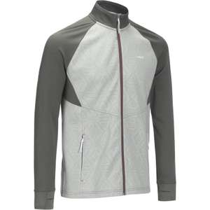 Sweat de ski Wed'ze Mid Warm 500 - gris (du S au XL)