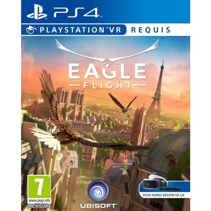 Eagle Flight VR sur PS4