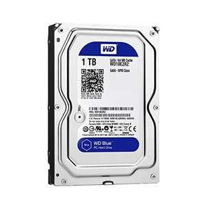 "[Prime] Disque dur interne 3,5"" Western Digital WD10EZRZ - 1 To, SATA III"