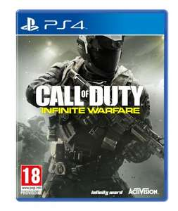 Call of Duty: Infinite Warfare sur PS4 et Xbox One