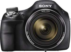 Appareil Photo Sony Cyber-Shot DSC-H400 Noir