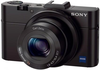 Appareil photo Sony Cyber-Shot DSC-RX100 II
