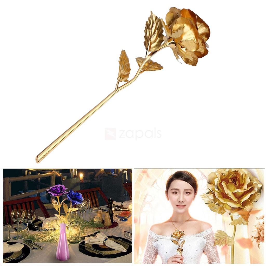 Rose éternelle pour votre Valentine - Coloris aléatoire (Livraison incluse)
