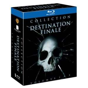 Coffret Blu-ray Destination Finale - Intégrale 5 films