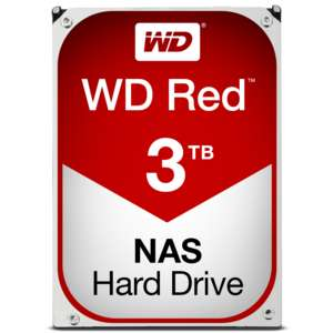 Disque dur interne Western Digital  Red 3To 64 Mo 3.5 - WD30EFRX