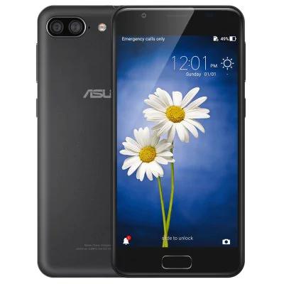"Smartphone 5.5"" Asus Zenfone 4 Max Plus - HD, MTK6750, RAM 3 Go, ROM 32 Go (Sans B20)"