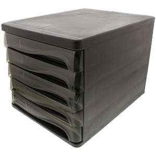 Armoire de bureau - 5 tiroirs