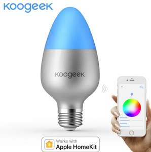 Ampoule connectée Koogeek - Homekit Apple