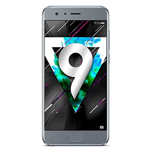 "Smartphone 5.15"" Honor 9 - 64 Go, Double Nano-SIM"