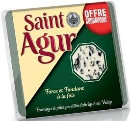 Sélection de fromages en promotions - Ex : Tartare Ail et fines herbes à 0,89€ (via BDR)