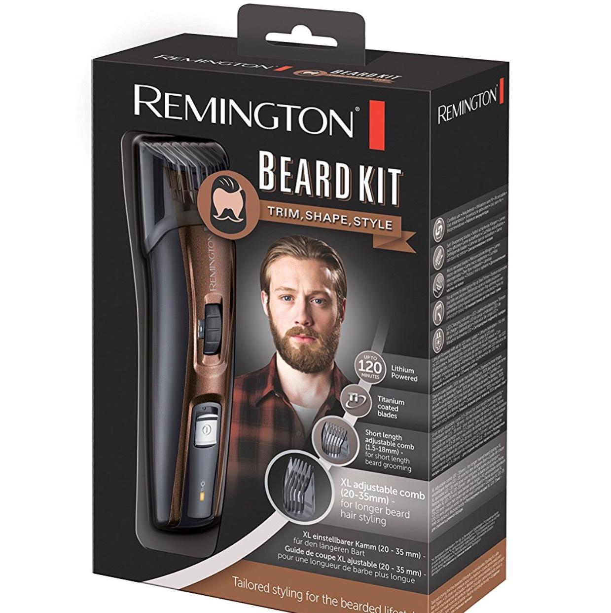Tondeuse Barbe Remington MB4045 Beard Kit