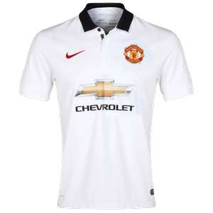 Maillot Nike Manchester United Exterieur 2014