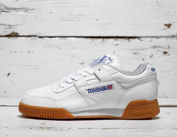 Chaussures Reebok Workout Plus - blanc (du 39 au 45.5)