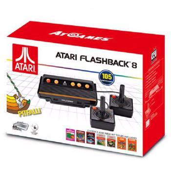 Console Atari Flashback 8 (version 2017) - avec 105 jeux