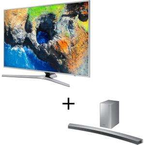 "[Cdiscount à Volonté] Pack Samsung - TV 65"" UE65MU6405 (LED, 4K UHD, smart TV) + barre de son HW-M4501 (via ODR de 400€)"