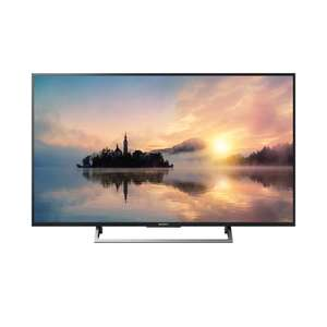 "TV 49"" Sony KD49XE7005 - 4K, HDR (frontaliers Suisse)"