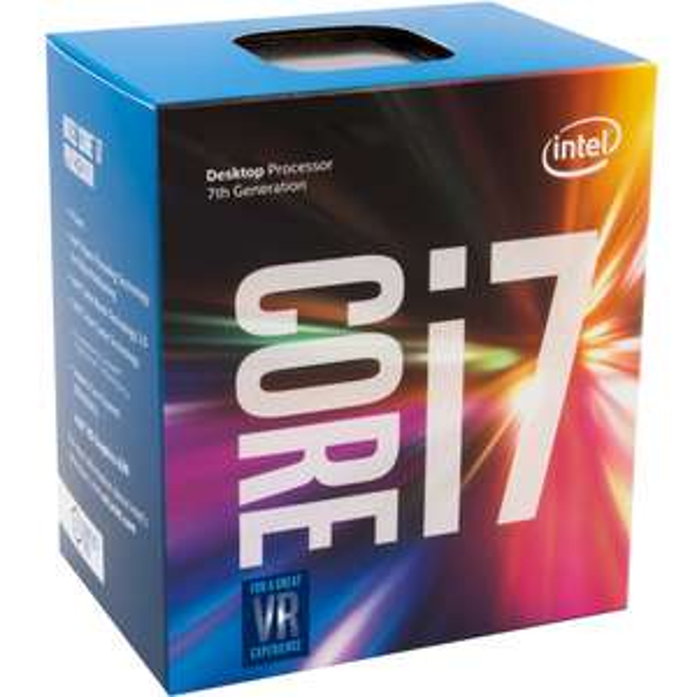 Sélection de produits en promotion - Ex: Processeur Intel Core i7-7700K Kaby Lake - 4.2 GHz (Frontaliers Suisses)