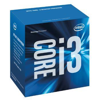 Processeur Intel Core I3 6100 (3.70GHz)