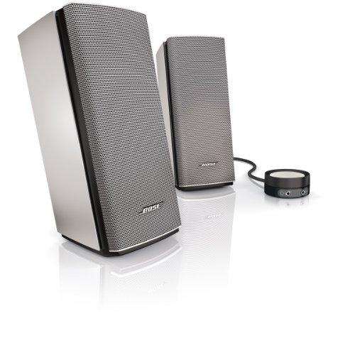 Système d'Enceintes Multimédia Bose Companion 20 pour PC - Silver