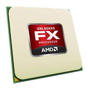 Processeur AMD FX 8300 - Black Edition