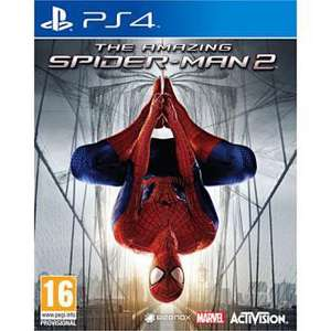 The Amazing Spiderman 2 sur PS4 et XBOX One