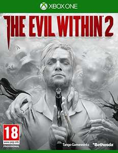 Jeu The Evil Within 2 sur Xbox One (vendeur tiers)