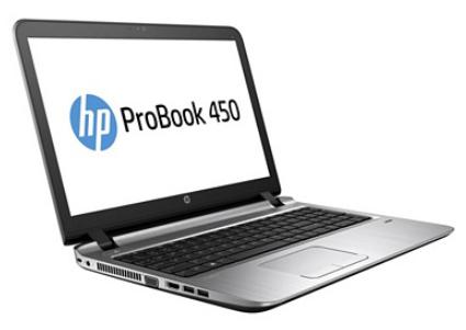 """PC Portable 15.6"""" HP ProBook 450 G3  - i3 6200U, 4 Go de Ram, 256 Go SSD"""
