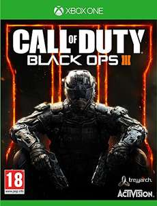 Jeu Call of Duty Black Ops 3 sur Xbox One