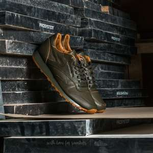 Chaussures Reebok X Kendrick classic leather Lux
