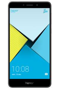 "Smartphone 5.5"" Honor 6X - Full HD, 3 Go de Ram, 32 Go, Gris"