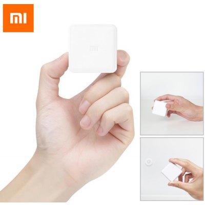 Contrôleur Sans-fil Connecté Xiaomi Mi Magic Cube avec 6 types de Mouvements compatibles Android, iOS, Jeedom & Domoticz - ZigBee