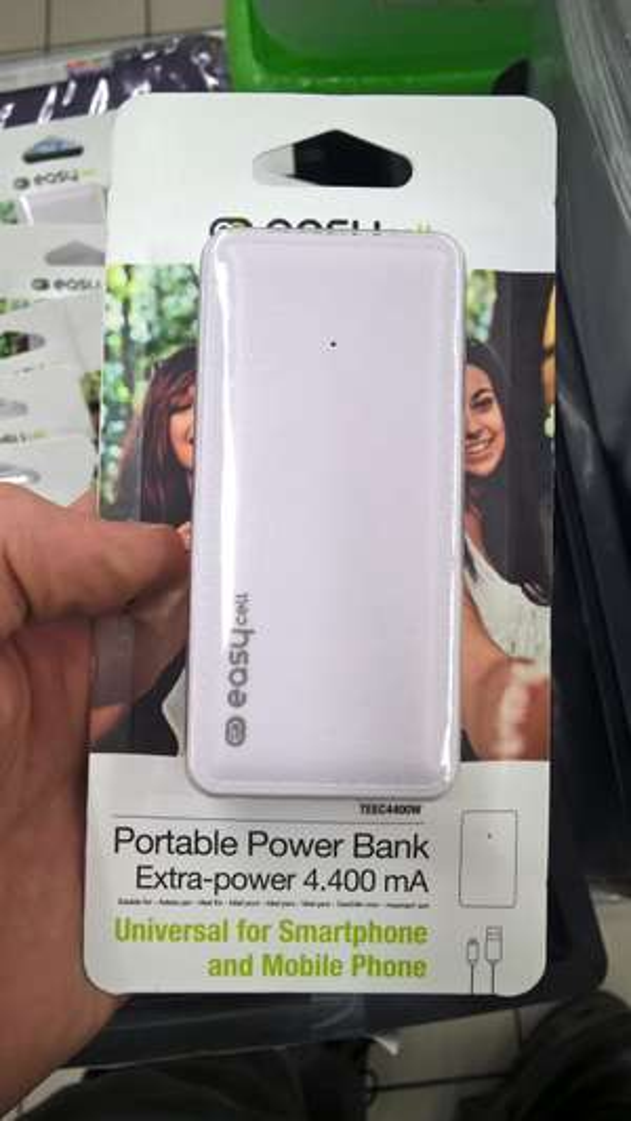 PowerBank 4400 mAh -  Rezé (44)