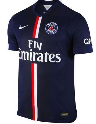 Maillot domicile PSG 2014/2015 Nike