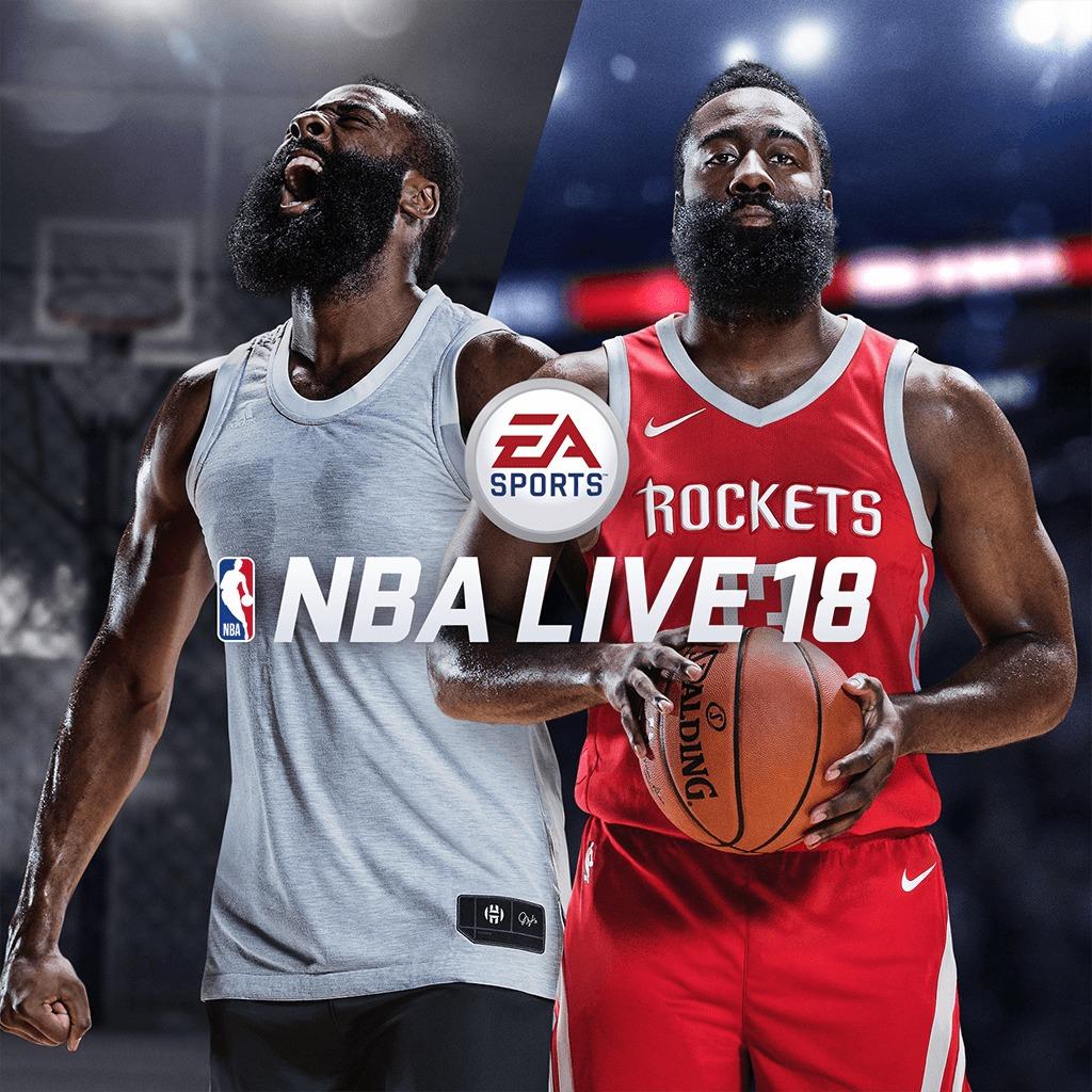 NBA Live 2018 sur Xbox One (dématérialisé)