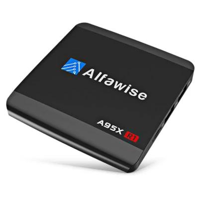Box TV Alfawise A95X R1 (1 Go RAM / 8 Go ROM)
