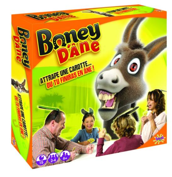 Jeu de société Splash Toys Boney D'âne - 30112