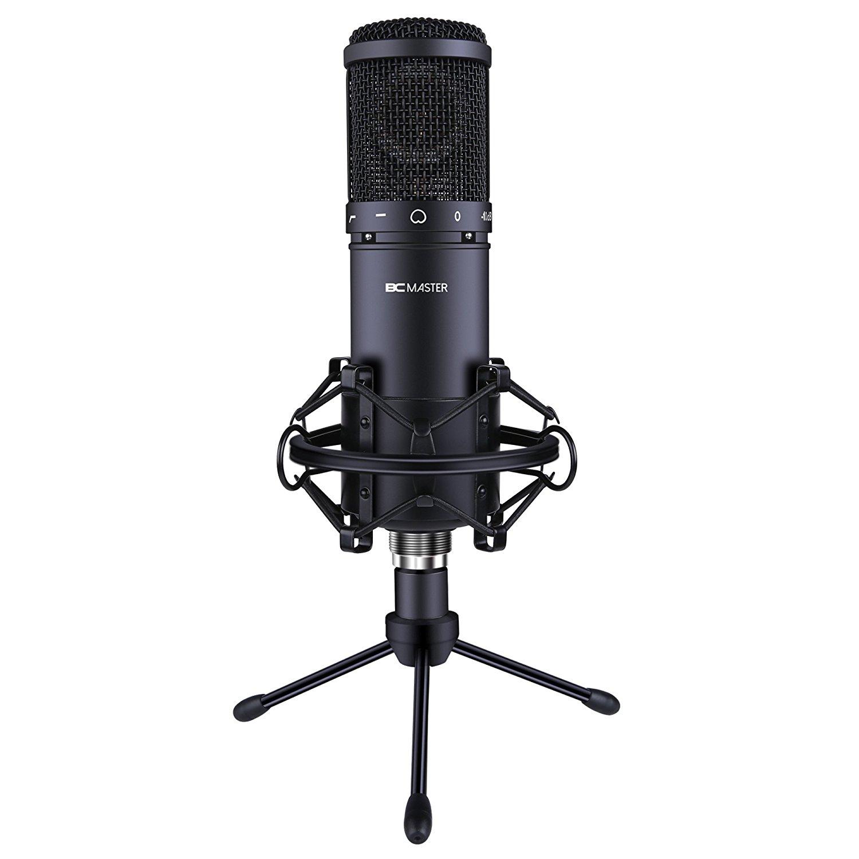 Microphone USB BC Master BCM-1635USB - Noir (vendeur tiers)