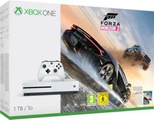 Sélection de packs Console Microsoft Xbox One S 1 To - Ex : Forza Horizon 3 + Clé USB Assassin's Creed 4 Go