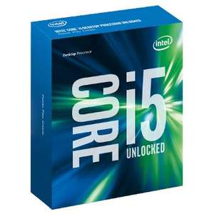 Processeur Intel Core i5-6600K