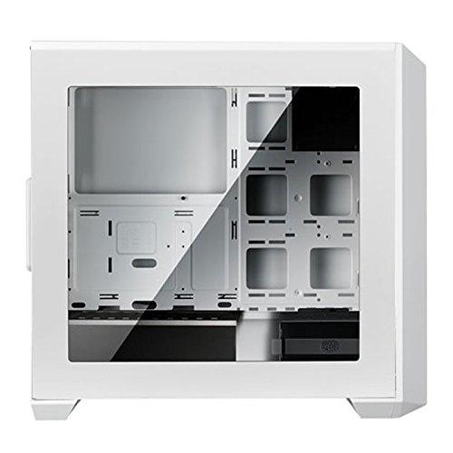Boitier PC Cooler Master MasterBox 5 - Blanc fenêtré