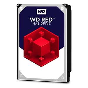 "Disque dur interne 3.5"" Western Digital WD Red - 4 To"