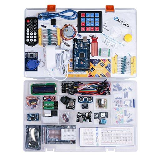 Elegoo MEGA 2560 Kit De Démarrage Le Plus Complet Mode D'emploi Avec Guide D'utilisation Français Pour Arduino MEGA2560 R3 (vendeur tiers)